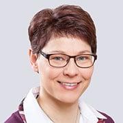 Arja Ala-Laurinaho blogin kirjoittajan kuva.