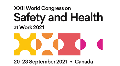 Safety and Heallth at Work congress logo