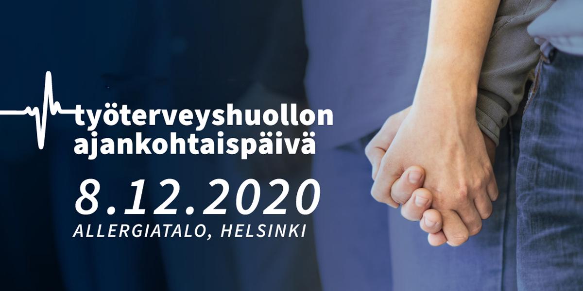 Työterveyshuollon ajankohtaispäivä 8.12.2020