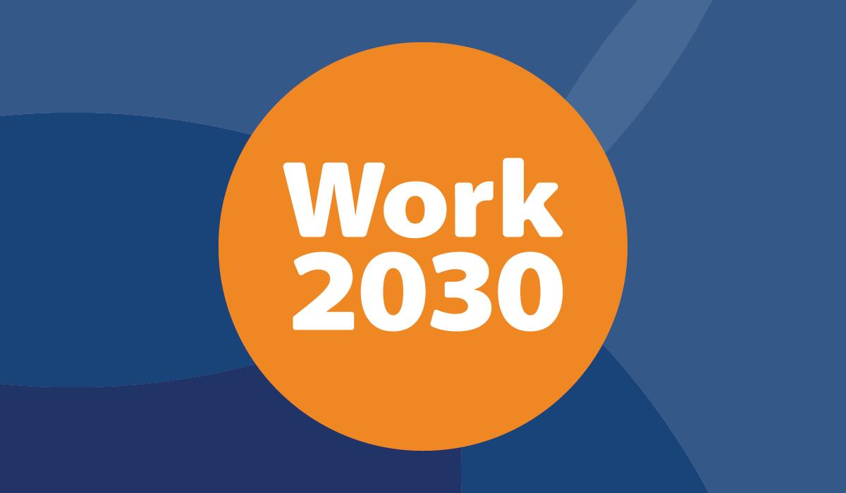 Work2030 logo