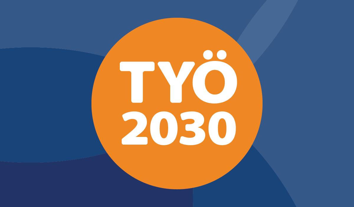 TYÖ2030 logo