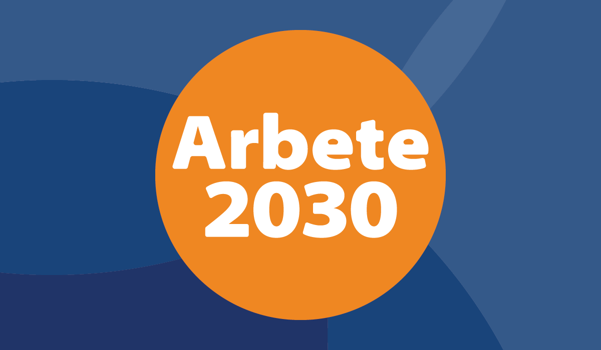 Arbete2030 logo